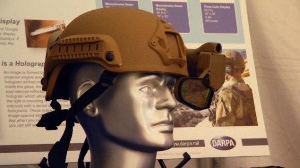 DARPA ULTRA-Vis — прототип военного «google glass» за $10 000 для помощи военным